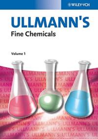 Ullmann's Fine Chemicals, 3 Volume Set
