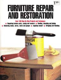 Furniture Repair and Restoration