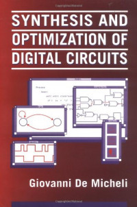 Synthesis and Optimization of Digital Circuits