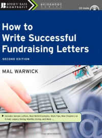 How to Write Successful Fundraising Letters, with CD