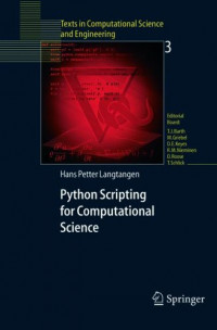 Python Scripting for Computational Science (Texts in Computational Science and Engineering)