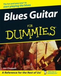 Blues Guitar For Dummies (Computer/Tech)