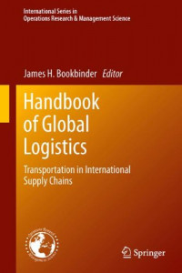 Handbook of Global Logistics: Transportation in International Supply Chains