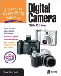 How to Do Everything: Digital Camera