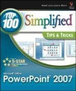 Microsoft Office PowerPoint 2007: Top 100 Simplified Tips & Tricks