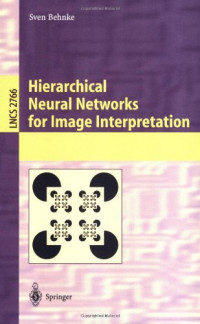 Hierarchical Neural Networks for Image Interpretation (Lecture Notes in Computer Science)