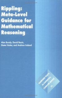 Rippling: Meta-Level Guidance for Mathematical Reasoning