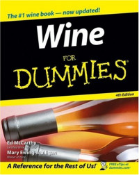 Wine For Dummies (Cooking)