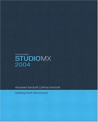 Macromedia Studio MX 2004 : Training from the Source