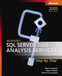 Microsoft  SQL Server(TM) 2005 Analysis Services Step by Step