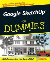 Google SketchUp For Dummies (Computer/Tech)