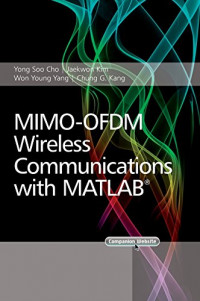 MIMO-OFDM Wireless Communications with MATLAB