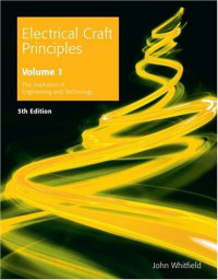 Electrical Craft Principles, 5th Edition (Iee)
