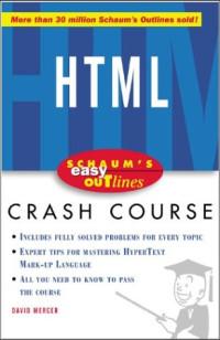 Schaum's Easy Outline HTML