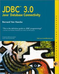 JDBC 3: Java Database Connectivity