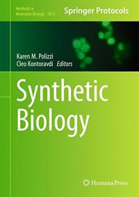 Synthetic Biology (Methods in Molecular Biology)