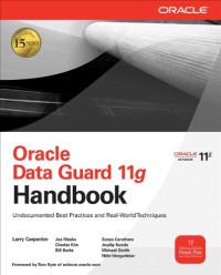Oracle Data Guard 11g Handbook (Osborne ORACLE Press Series)