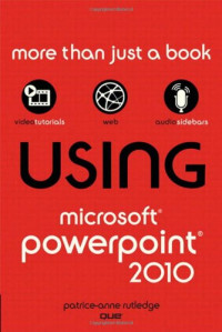 Using Microsoft PowerPoint 2010