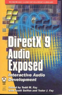 DirectX Audio Exposed : Interactive Audio Development
