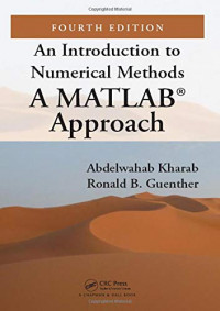 An Introduction to Numerical Methods: A MATLAB® Approach, Fourth Edition