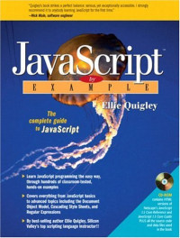 JavaScript™ by Example