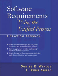 Software Requirements Using the Unified Process
