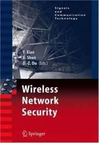 Wireless Network Security (Signals and Communication Technology)