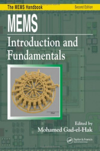MEMS: Introduction and Fundamentals (Mechanical Engineering)