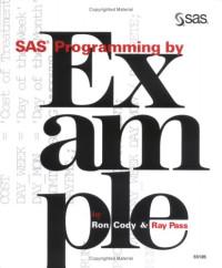 SAS Programming by Example