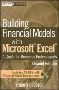 Building Financial Models with Microsoft Excel: A Guide for Business Professionals (Wiley Finance)
