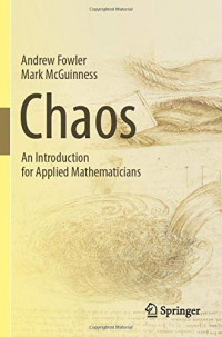 Chaos: An Introduction for Applied Mathematicians