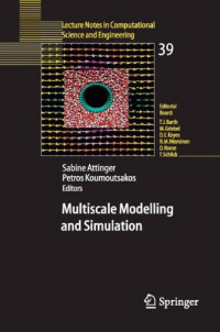Multiscale Modelling and Simulation (Lecture Notes in Computational Science and Engineering)
