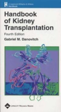 Handbook of Kidney Transplantation, Fourth edition