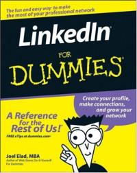 LinkedIn For Dummies (Computer/Tech)