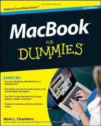 MacBook For Dummies (Computer/Tech)