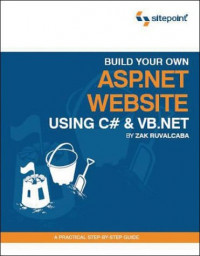 Build Your Own ASP.NET Website Using C# & VB.NET