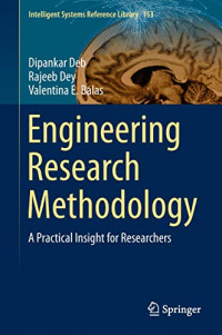 Engineering Research Methodology: A Practical Insight for Researchers (Intelligent Systems Reference Library)