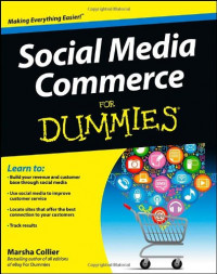 Social Media Commerce For Dummies