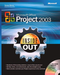 Microsoft Project 2003 Inside Out