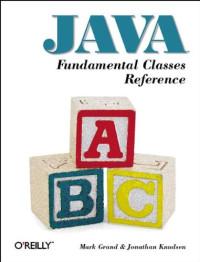 Java Fundamental Classes Reference (Java Series)