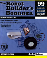 Robot Builder's Bonanza (Tab Electronics)