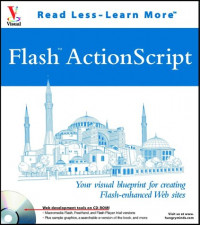 Flash ActionScript: Your Visual Blueprint for Creating Flash-enhanced Web Sites