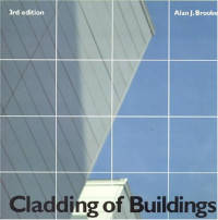 Cladding of Buildings: 3rd Edition