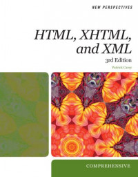 New Perspectives on HTML, XHTML, and XML (New Perspectives)