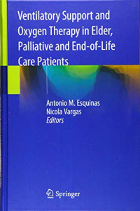 Ventilatory Support and Oxygen Therapy in Elder, Palliative and End-of-Life Care Patients