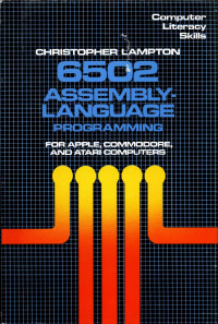6502 assembly-language programming for Apple, Commodore, and Atari computers