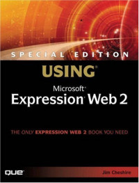 Special Edition Using Microsoft Expression Web 2
