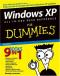 Windows XP All-in-One Desk Reference For Dummies (Computer/Tech)