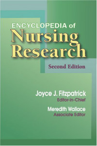 Encyclopedia of Nursing Research: Second Edition (Fitzpatrick, Encyclopedia of Nursing Reserach)
