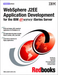Websphere J2Ee Application Development for the IBM Iseries Server